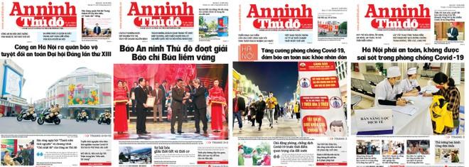 45 năm Báo An ninh Thủ đô cùng đất nước phát triển, bình yên, thịnh vượng: Báo chí với trách nhiệm xã hội ảnh 8