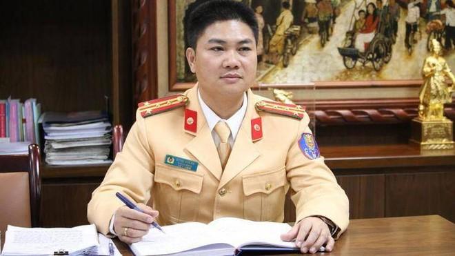 Vun đắp truyền thống anh hùng và hình ảnh đẹp của Cảnh sát giao thông Thủ đô Hà Nội ảnh 1