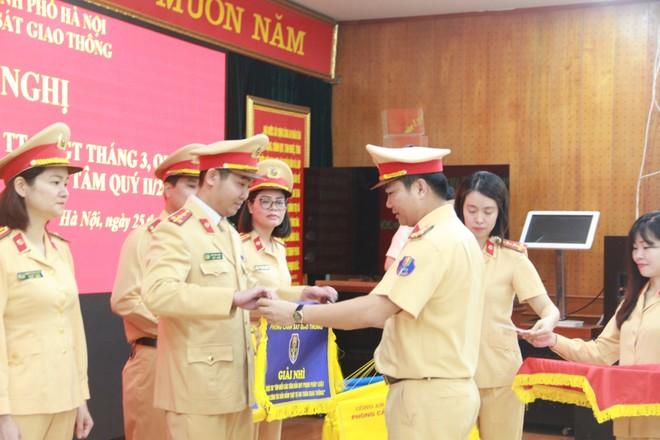 Vun đắp truyền thống anh hùng và hình ảnh đẹp của Cảnh sát giao thông Thủ đô Hà Nội ảnh 3
