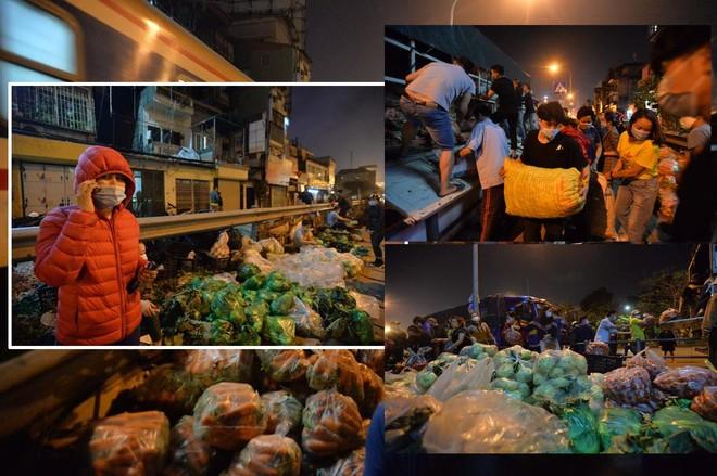 """""""Giải cứu"""" nông sản Hải Dương: Chuyện tử tế từ một góc đường giữa Thủ đô Hà Nội ảnh 1"""