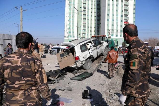 """Nỗi lo """"bom dính"""" đe dọa vùng đất bất ổn Kashmir ảnh 2"""