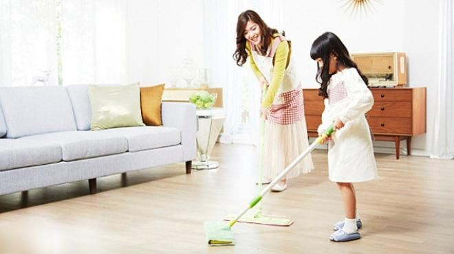 Để ngôi nhà khô thoáng trong những ngày nồm ẩm ảnh 1