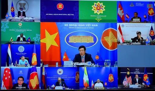 Vai trò của ASEAN trong giải quyết cuộc khủng hoảng ở Myanmar ảnh 1