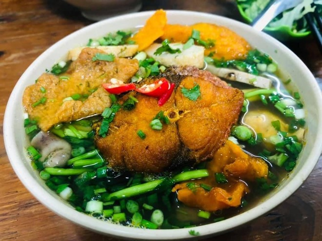 Mỳ gạo, mỳ sợi - món ăn đơn giản mà ngon miệng ảnh 2