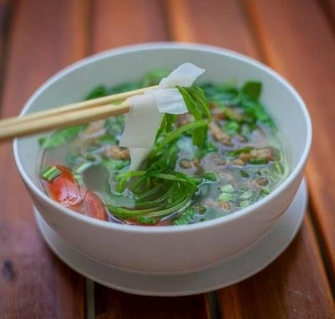 Mỳ gạo, mỳ sợi - món ăn đơn giản mà ngon miệng ảnh 3