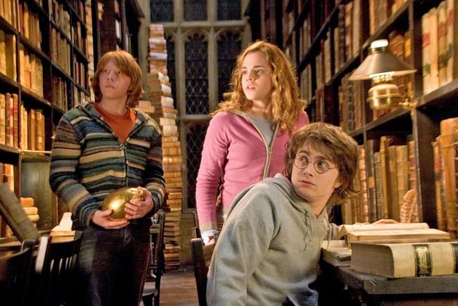 Tái ngộ thế giới phép thuật Harry Poter sau một thập kỷ ảnh 3