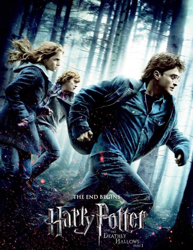 Tái ngộ thế giới phép thuật Harry Poter sau một thập kỷ ảnh 1