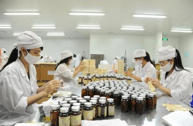 Đến năm 2025, thuốc sản xuất trong nước đạt 75% số lượng sử dụng ảnh 1