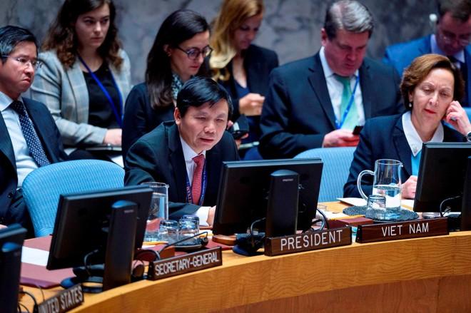 Vinh dự và trách nhiệm Chủ tịch Hội đồng Bảo an Liên hợp quốc ảnh 1