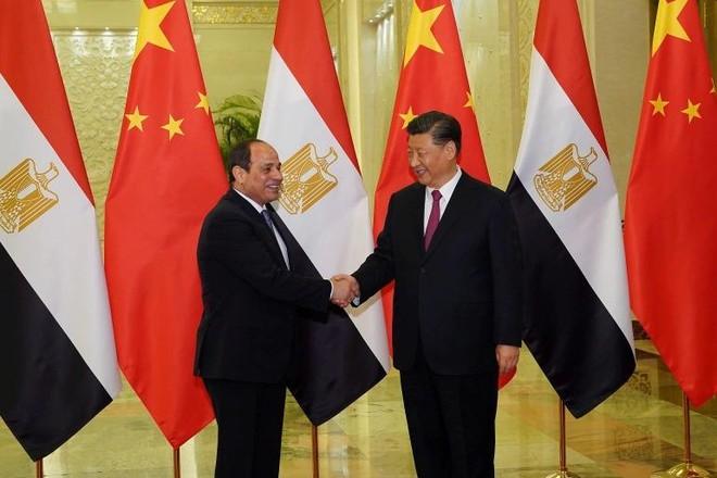 Trung Quốc và phương Tây cạnh tranh trong các siêu dự án ở Ai Cập ảnh 1