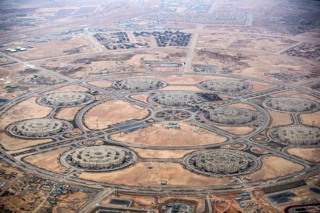 Trung Quốc và phương Tây cạnh tranh trong các siêu dự án ở Ai Cập ảnh 2