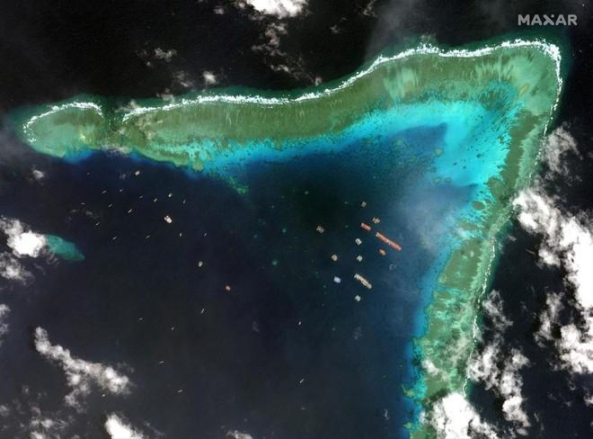 Philippines cáo buộc Trung Quốc có ý định chiếm thêm các khu vực ở Biển Đông ảnh 1