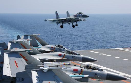 Lộ rõ tham vọng tàu sân bay của Trung Quốc ảnh 1