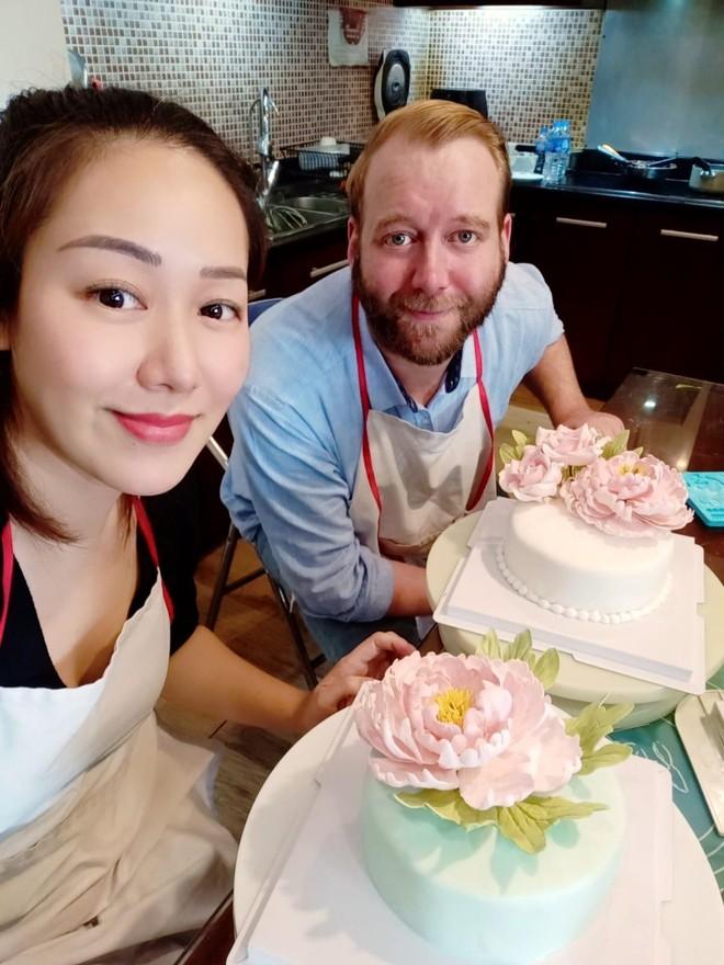 Hoa hậu Ngô Phương Lan khởi nghiệp ở tuổi 34 ảnh 1