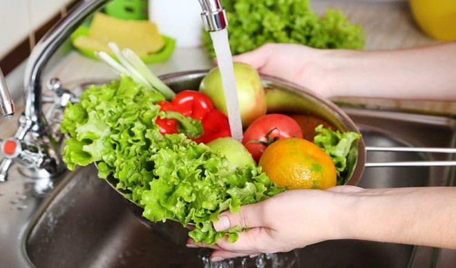 Những loại rau củ quả đặc biệt chứa ít thuốc trừ sâu ảnh 1