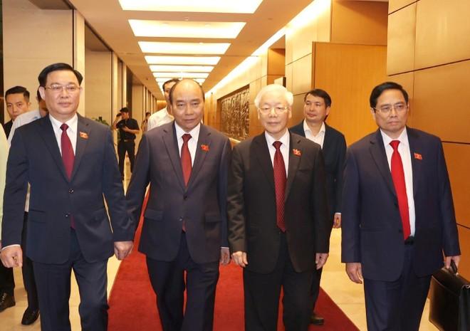 Dư luận quốc tế về ban lãnh đạo mới của Việt Nam: Bộ máy lãnh đạo có tâm và tầm ảnh 2