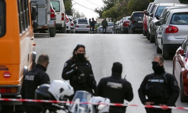 Vụ ám sát nhà báo điều tra tội phạm gây chấn động Hy Lạp ảnh 1