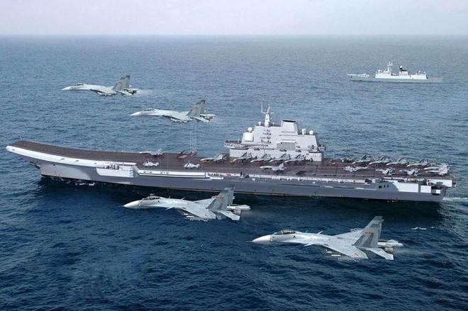 Nguy cơ đụng độ từ sự phô trương sức mạnh quân sự ở Biển Đông ảnh 1