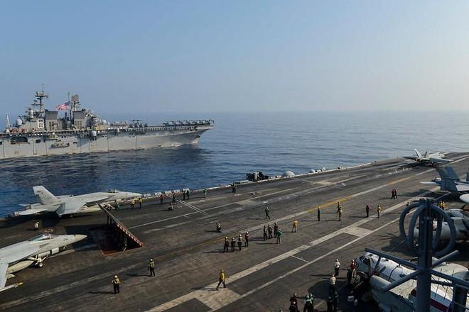 Nguy cơ đụng độ từ sự phô trương sức mạnh quân sự ở Biển Đông ảnh 2