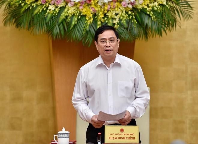 Thủ tướng Phạm Minh Chính: Chính phủ bắt tay ngay vào việc, phát huy thành tích, kết quả đạt được ảnh 1
