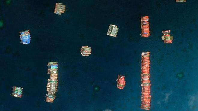 Giải mã lực lượng dân binh biển của Trung Quốc ở Biển Đông ảnh 1