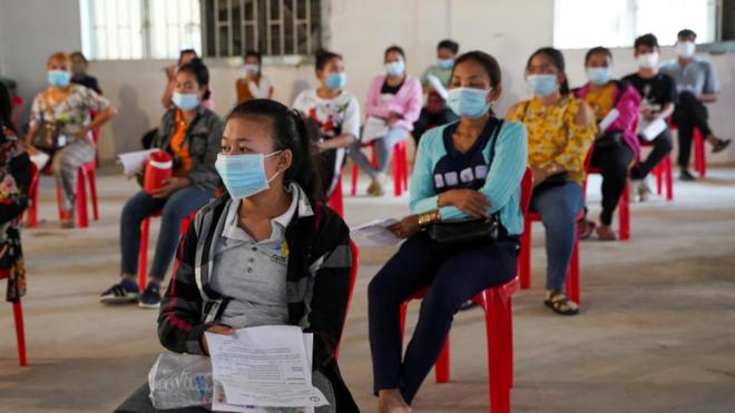 Số ca mắc Covid-19 tại Campuchia tăng nhanh, đều lây nhiễm trong cộng đồng ảnh 1
