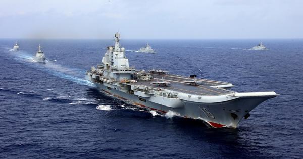 Động thái mới gây lo ngại của Trung Quốc ở Biển Đông ảnh 1