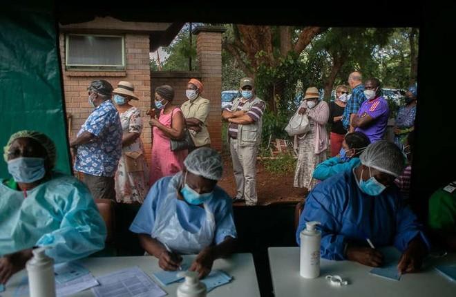 Trở ngại lớn nhất cho chương trình tiêm chủng ở châu Phi ảnh 1