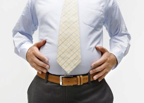 Hệ lụy khi nam giới bị bụng bia ảnh 1