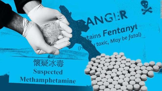 """Vai trò của tiền chất lạ và """"cao thủ"""" về hóa chất trong """"lò"""" ma túy châu Á ảnh 1"""