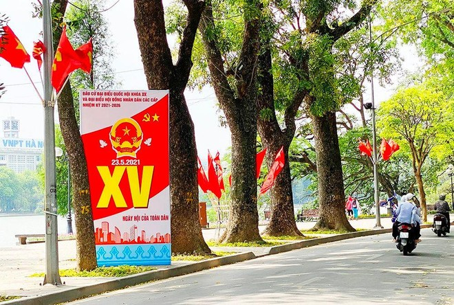 Hà Nội đã sẵn sàng để bầu cử thành công và an toàn trong dịch Covid-19 ảnh 2