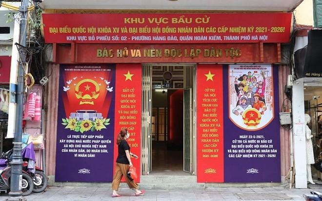 Hà Nội đã sẵn sàng để bầu cử thành công và an toàn trong dịch Covid-19 ảnh 1