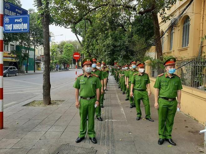 Trong ngày bầu cử, tình hình an ninh trật tự trên cả nước ổn định ảnh 3