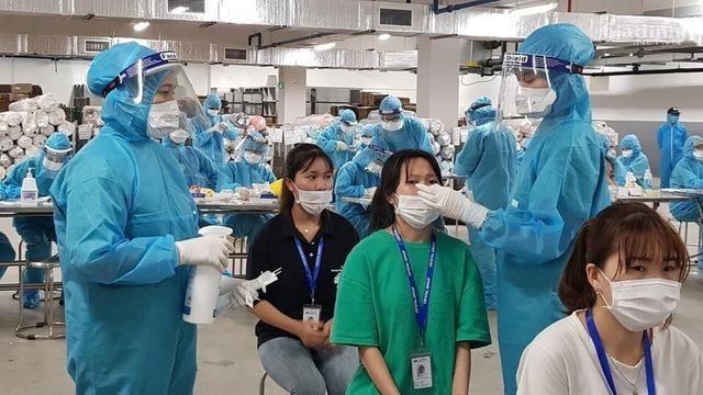 Quyết dập dịch sớm nhất tại hai tâm dịch Bắc Ninh và Bắc Giang ảnh 1