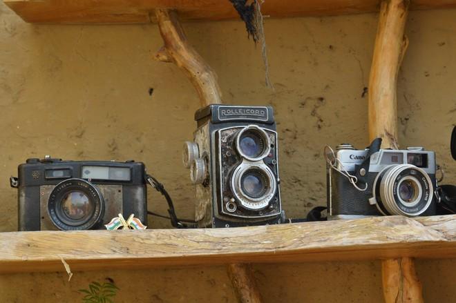 Nghề sửa máy ảnh xưa ở Hà Nội ảnh 1