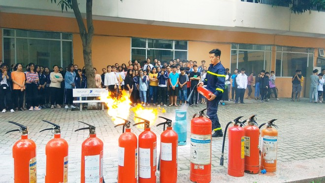 Muốn mở một lớp tập huấn và cấp chứng nhận về phòng cháy, chữa cháy tại công ty thì cần làm những thủ tục gì? ảnh 1