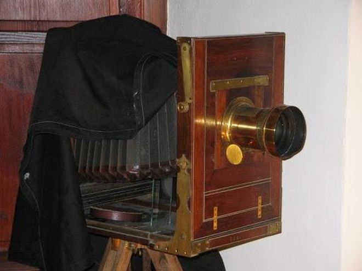 Nghề sửa máy ảnh xưa ở Hà Nội ảnh 3