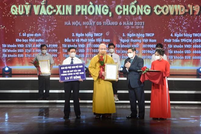 Hiệu triệu nhân dân chung sức, chung lòng đóng góp Quỹ vaccine phòng chống Covid-19 để sớm chiến thắng đại dịch ảnh 1