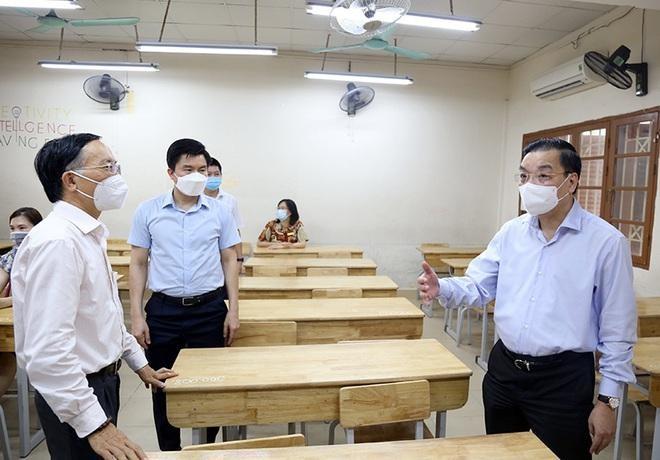 Hà Nội đã sẵn sàng cho kỳ thi tuyển sinh vào lớp 10 ảnh 1