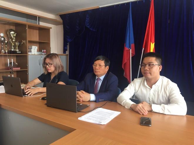 Thế hệ trẻ người Việt tại châu Âu với mong muốn đóng góp xây dựng đất nước ảnh 1