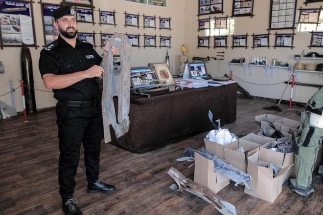 """Đội phá bom mìn ở dải Gaza: """"Mỗi ngày đều có thể là ngày cuối cùng của bạn"""" ảnh 1"""