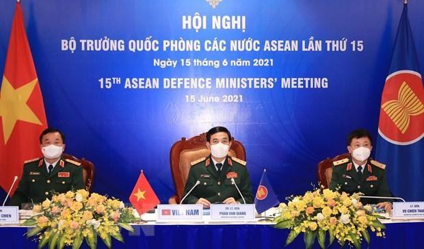 Hợp tác hòa bình, xây dựng để Biển Đông trở thành một vùng biển hòa bình, ổn định và thịnh vượng ảnh 1