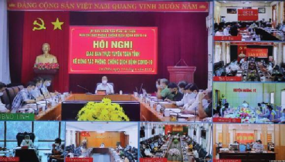 Huyện Phong Thổ, Lai Châu chủ động phòng, chống dịch Covid-19 ảnh 1