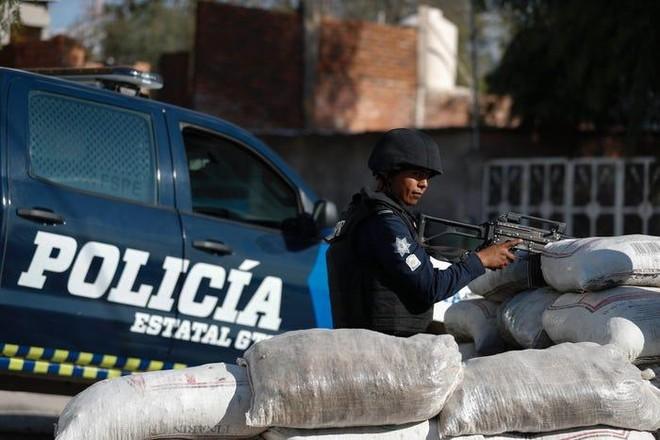 """Buôn lậu ma túy vẫn nở rộ sau 5 năm """"ông trùm"""" El Chapo ngồi tù ảnh 1"""