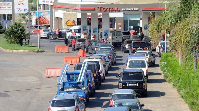 Lebanon: Không xăng, không điện và nhiều trường học phải đóng cửa ảnh 1