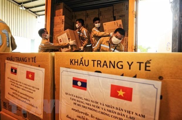 CHDCND Lào hết sức coi trọng mối quan hệ đặc biệt với Việt Nam ảnh 2