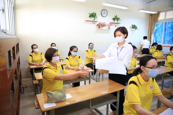 Sẵn sàng các phương án ứng phó tình huống đột xuất cho kỳ thi tốt nghiệp THPT trên toàn quốc ảnh 1