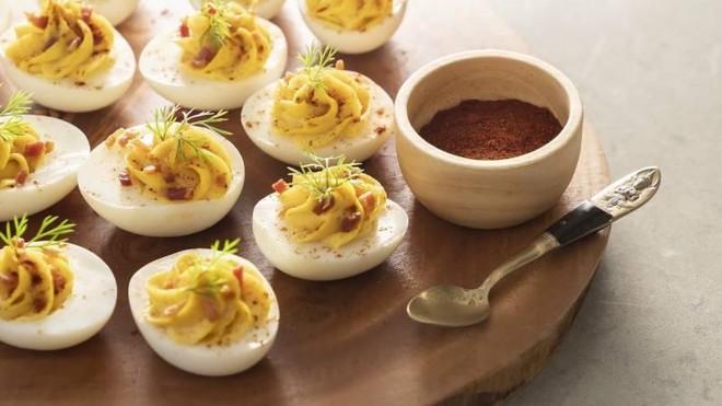 Chế biến món ngon từ trứng ảnh 1