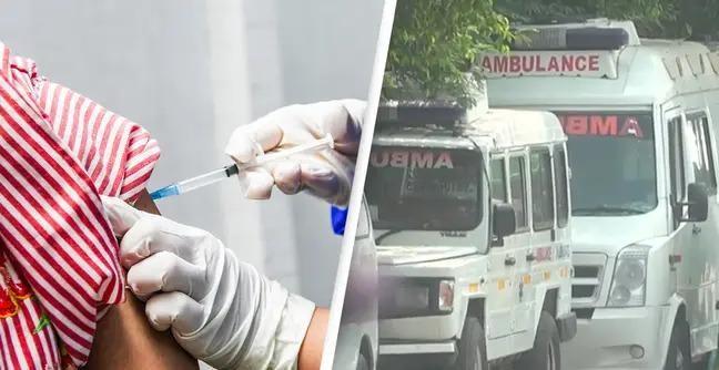 Đường dây tiêm vaccine Covid-19 giả ở Ấn Độ bị phát hiện như thế nào? ảnh 1