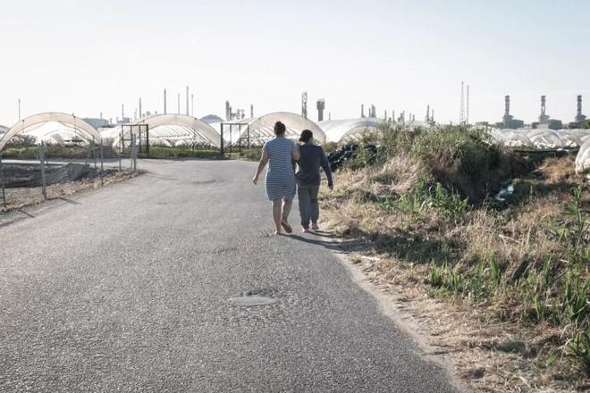 Nỗi lòng khó nói của nữ công nhân hái dâu ở Tây Ban Nha ảnh 1